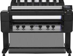HP DesignJet T2530 [L2Y25A] 91,4cm 36Zoll Multifunktionstintenstrahldrucker