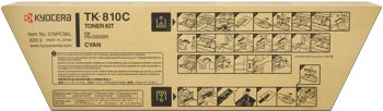 Kyocera TK-810C [370PC5KL] cyan Toner
